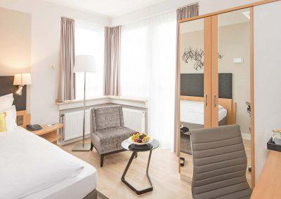 Appartement Mercure Hotel Köln Belfortstrasse